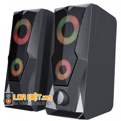 Loa Vi Tính Bosston Z200 Đèn Led RGB