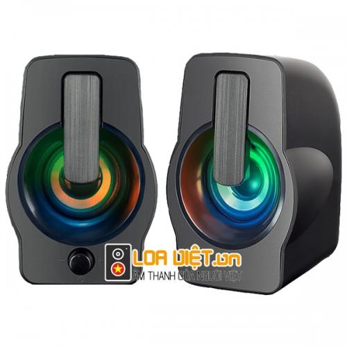 Loa Vi Tính Bosston Z210 - Đèn Led RGB