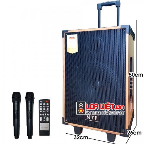[Loaviet.vn]Loa kéo di động MTP-10T Bass 25 - 2 Micro